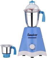 Speedway MG17-TA-STR-162 600 Mixer Grinder(Blue, 2 Jars)