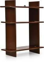 View MasterCraft Folding Wall Shelves MDF Wall Shelf(Number of Shelves - 1, Brown) Furniture (MasterCraft)