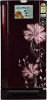 Godrej 190 L Direct Cool Single Door Refrigerator(Iris Wine, RD EDGE PRO 190 PD 3.2, 2017)   Refrigerator  (Godrej)