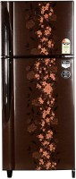 View Godrej 240 L Frost Free Double Door Refrigerator(Cocoa Spring, RT EON 240 P 2.4, 2017)  Price Online