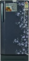 View Godrej 190 L Direct Cool Single Door Refrigerator(Indigo Floret, RD EDGE PRO 190 CT 3.2, 2017)  Price Online