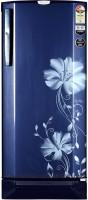 View Godrej 210 L Direct Cool Single Door Refrigerator(Iris Blue, RD EDGEPRO 210 PD 3.2, 2017)  Price Online