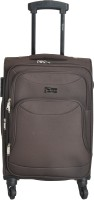 Sprint Trolley Case 4WHEEL-182 Expandable  Check-in Luggage - 24 inch(Brown)