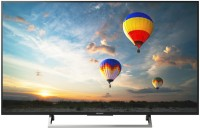 Sony BRAVIA X8200E Series 138.8cm (55 inch) Ultra HD (4K) LED Smart TV(KD-55X8200E)
