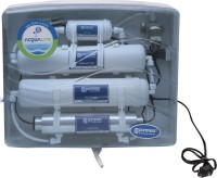 pureness Acqualite Without Storage UV + UF Water Purifier(White)