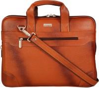 SCHARF Sir Dom Ber Z-Walker Shoulder Bag(Orange, 15 inch)