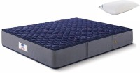 Peps Springkoil Normal Top Blue 6 inch Double Bonnell Spring Mattress