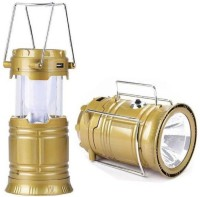 View Trendmakerz Solar Power Rechargeable with Phone Charger Solar Lights(Multicolor) Home Appliances Price Online(Trendmakerz)