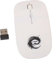 View DARK EDGE ERAGON Wireless Optical Mouse(Bluetooth, White) Laptop Accessories Price Online(Dark Edge)