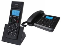 View A Connect Z BT-X78 Corded Landline Phone(Black & White) Home Appliances Price Online(A Connect Z)