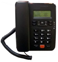 View A Connect Z BT-M57 Corded Landline Phone(Black & White) Home Appliances Price Online(A Connect Z)