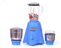 Sameer i-Flo 3 Jar 550 Mixer Grinder(White, 3 Jars)