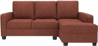 View Gioteak Fabric 3 Seater(Finish Color - Maroon) Furniture (GIOTEAK)