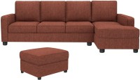View Gioteak Fabric 5 Seater(Finish Color - Maroon) Furniture (GIOTEAK)