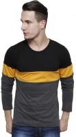 Urbano Fashion Solid Men's Round Neck Multicolor T-Shirt