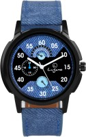Lugano DE1068LG  Analog Watch For Boys
