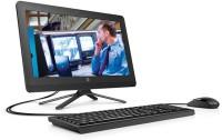 HP - (APU Quad Core E2/4 GB DDR3/500 GB/Windows 10 Home/512 MB)(Black, 4.4 kg, 19.5 Inch Screen)
