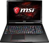 View MSI Core i7 7th Gen - (16 GB/1 TB HDD/256 GB SSD/Windows 10 Home/6 GB Graphics) GE63VR 7RE-071IN Gaming Laptop(15.6 inch, Black, 2.2 g) Laptop