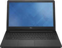 View Dell Vostro Celeron Dual Core 6th Gen - (4 GB/500 GB HDD/DOS) 3568 Laptop(15.6 inch, Black, 2.5 g) Laptop