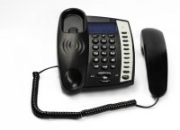View A Connect Z BT-M60 Corded Landline Phone(Black & White) Home Appliances Price Online(A Connect Z)