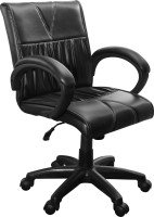 View Regentseating RSC Leatherette Office Executive Chair(Black) Furniture (Regentseating)