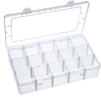 ShopAis 1 Week 15 Cells Medicine Organiser Pill Box(White) - Price 249 79 % Off