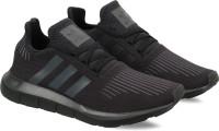 Adidas Originals SWIFT RUN Sneakers(Black)