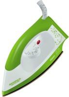 View Maharaja Whiteline Blossom Dry Iron(White, Green) Home Appliances Price Online(Maharaja Whiteline)