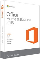 MICROSOFT MS Office Home and Business 2016(Life Time)