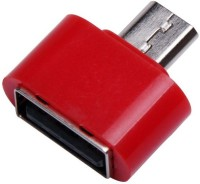 View Artistque Micro USB OTG Adapter(Pack of 1) Laptop Accessories Price Online(Artistque)