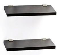 View CAPTIVER Display Wall D�cor 12X30 S2 MDF Wall Shelf(Number of Shelves - 2, Black) Furniture (Captiver)
