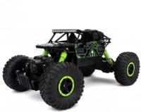 Kris toy Radio Control 4WD Rally Rock Crawler Monster Truck(Multicolor)