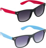 Red Leaf Wayfarer Sunglasses(For Boys)