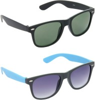Red Leaf RCMB284_1 Wayfarer Aviator Sunglasses(For Boys)