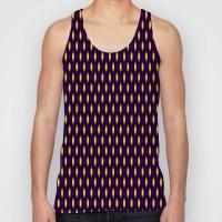 Snoogg Printed Men Round Neck Purple T-Shirt