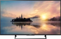 Sony BRAVIA X7500E Series 124.6cm (49) Ultra HD (4K) LCD Smart TV(KD-49X7500E)