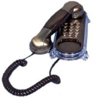 View vepson KX-T333 Telephone Corded Landline Phone(nickle) Home Appliances Price Online(vepson)