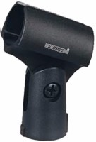 5 CORE MC-7 Black Universal Microphone Clip/Holder(Black)