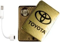 View Pia International RECHARGEABLE TOYOTA FIRST QUALITY STYLIST USB Cigarette Lighter(Gold) Laptop Accessories Price Online(Pia International)