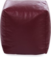 View Home Story Large DBBBSPLMARFL Bean Bag  With Bean Filling(Maroon) Furniture (Home Story)