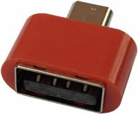 View Ecofast Micro USB OTG Adapter(Pack of 01) Laptop Accessories Price Online(ECOFAST)