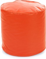 View Home Story Large DBBBRPLORGFL Bean Bag  With Bean Filling(Orange) Furniture (Home Story)