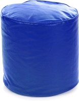 View Home Story Large DBBBRPLBLUEFL Bean Bag  With Bean Filling(Blue) Furniture (Home Story)