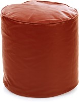 View Home Story Large DBBBRPLTANFL Bean Bag  With Bean Filling(Tan) Furniture (Home Story)