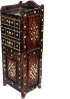 View Acme Production Solid Wood Free Standing Chest of Drawers(Finish Color - Walnut) Furniture (Acme Production)