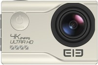Elephone EleCam Explorer Elite 4K Action Camera 4K Action Camera Sports & Action Camera(Silver)