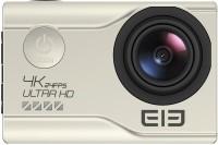 Elephone EleCam Explorer Elite 4K Action Camera 4K Sports Camera Sports & Action Camera(Silver)