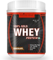 Natures Velvet Lifecare Gold Standard Whey Protein Protein Blends(1 pounds, Double Rich Chocolate)