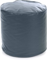 View Home Story Large DBBBRPLGREYFL Bean Bag  With Bean Filling(Grey) Furniture (Home Story)