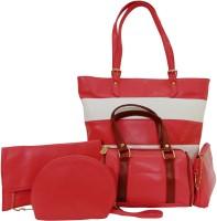 Estoss Hand-held Bag(Red)